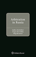 Arbitration in Russia by KOTELNIKOV