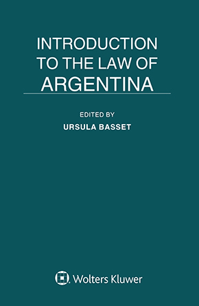 Introduction to the Law of Argentina by ANSAY