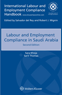 Labour and Employment Compliance in Saudi Arabia, Second edition by KHOJA