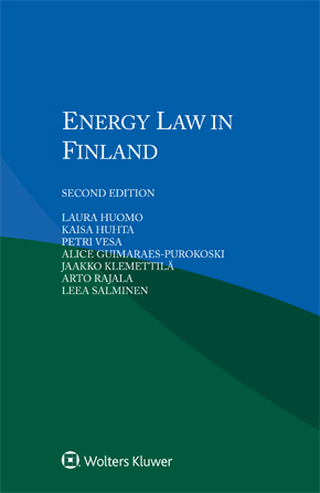 Energy Law in Finland, Second Edition by HUOMO