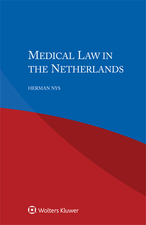 Medical Law in the Netherlands by NYS