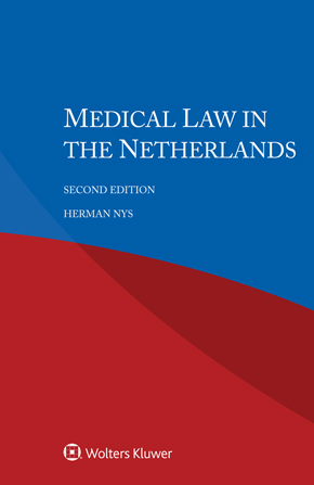 Medical Law in the Netherlands, 2nd edition by NYS