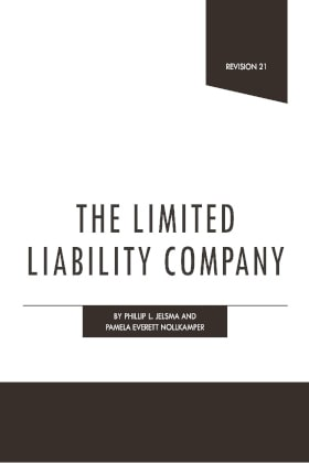 The Limited Liability Company - James Publishing