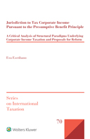 Jurisdiction to Tax Corporate Income Pursuant to the Presumptive Benefit Principle by ESCRIBANO