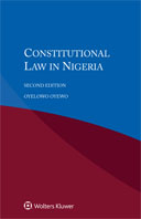 Constitutional Law in Nigeria, Second Edition by OYEWO