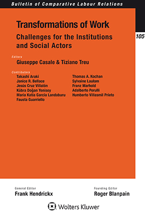 Transformations of Work: Challenges for the Institutions and Social Actors by CASALE