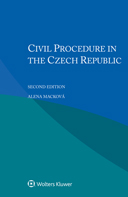 Civil Procedure in the Czech Republic, Second edition by MACOVA