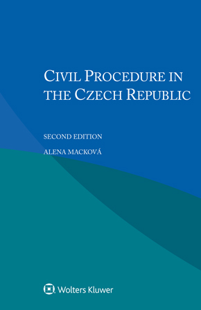 Civil Procedure in the Czech Republic, Second edition by MACOVA