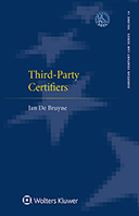 Third-Party Certifiers by DE BRUYNE