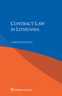 Contract Law in Lithuania by DIDZIULIS