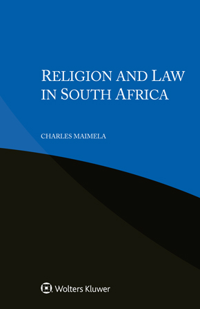 Religion and Law in South Africa by MAIMELA