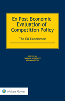 Ex Post Economic Evaluation of Competition Policy: The EU Experience by DIERX