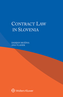 Contract Law in Slovenia by MOZINA