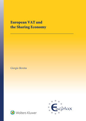 European VAT and the Sharing Economy by BERETTA