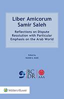 Liber Amicorum Samir Saleh by ZIADE
