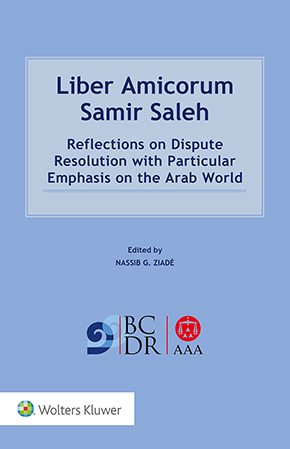 Liber Amicorum Samir Saleh by ZIADE