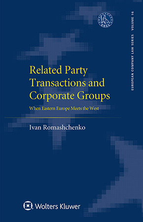 Related Party Transactions and Corporate Groups: When Eastern Europe Meets the West by ROMASHCHENKO