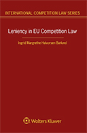 Leniency in EU Competition Law by BARLUND