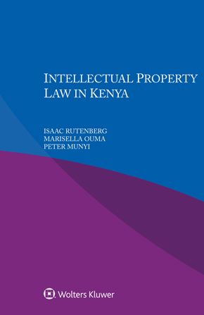 Intellectual Property Law in Kenya by RUTENBERG