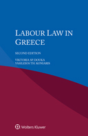 Labour Law in Greece, Second edition by DOUKA