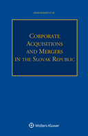 Corporate Acquisitions and Mergers in Slovak Republic by HODON