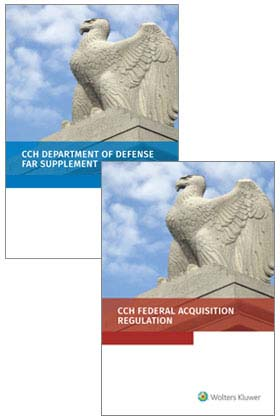 Federal Acquisition Regulation (FAR) & Department of Defense FAR Supplement (DFARS), January 2020 Combo by Wolters Kluwer Editorial Staff