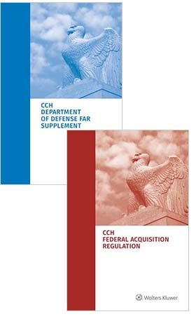 Federal Acquisition Regulation (FAR) & Department of Defense FAR Supplement (DFARS), July 2020 Combo by Wolters Kluwer Editorial Staff