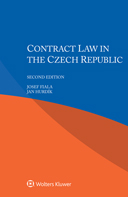 Contract Law in Czech Republic, Second edition by HURDIK