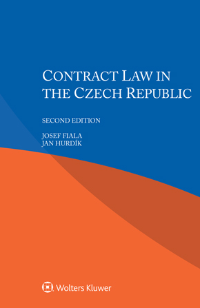Contract Law in Czech Republic, Second edition by HURDIK