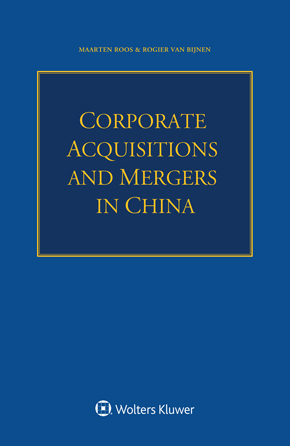 Corporate Acquisitions and Mergers in China by ROOS