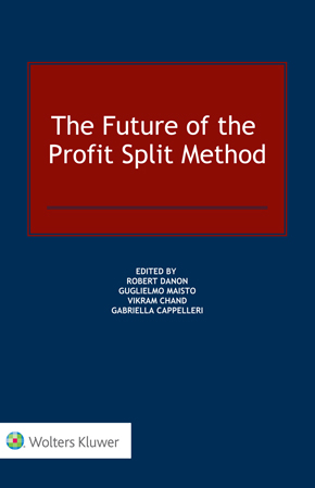 The Future of the Profit Split Method by CAPELLERI