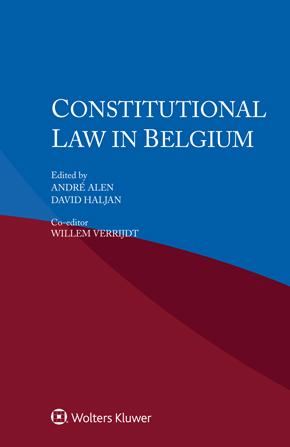 Constitutional Law in Belgium by HALJAN