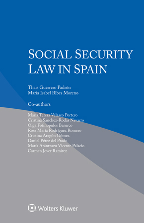 Social Security Law in Spain by MORENO