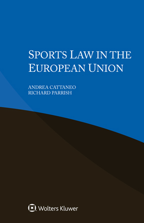 Sports Law in the European Union by PARRISH