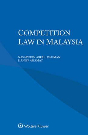 Competition Law in Malaysia by AHAMAT