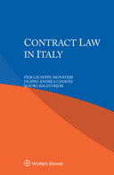 Contract Law in Italy by BALESTRIERI