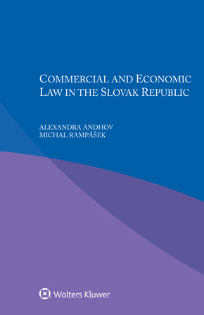 Commercial and Economic law in the Slovak Republic by RAMPASEK