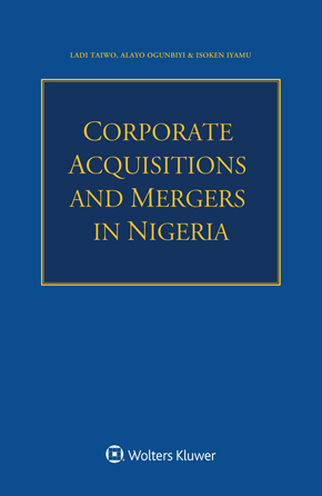 Corporate Acquisitions and Mergers in Nigeria by IYAMU