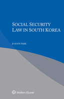 Social Security Law in South Korea by PARK