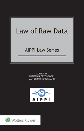 Law of Raw Data by NORDEMAN