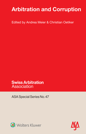 Arbitration and Corruption by MEIER