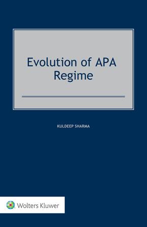 Evolution of APA Regime by SHARMA