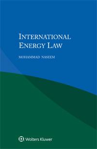 International Energy Law 904118550X
