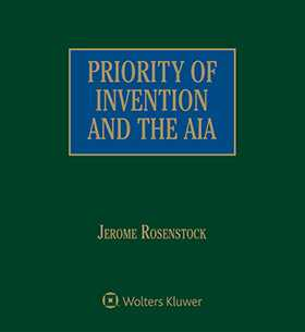 Priority of Invention and the AIA