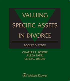 Valuing Specific Assets in Divorce