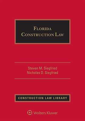Florida Construction Law