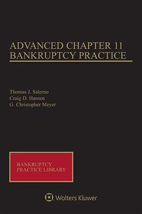 Advanced Chapter 11 Bankruptcy Practice, Second Edition