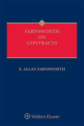 Farnsworth on Contracts, Third Edition