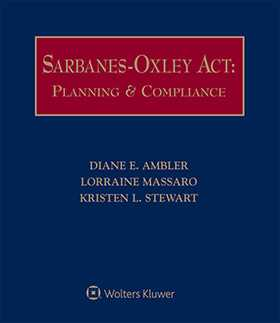 Sarbanes-Oxley Act: Planning & Compliance