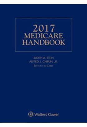 Medicare Handbook, 2016 Edition by Judith A. Stein, Alfred J. Chiplin, Jr.
